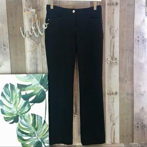 White House Black Market Black Pants Size 6S